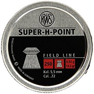 RWS Super H-Point 4.5 mm