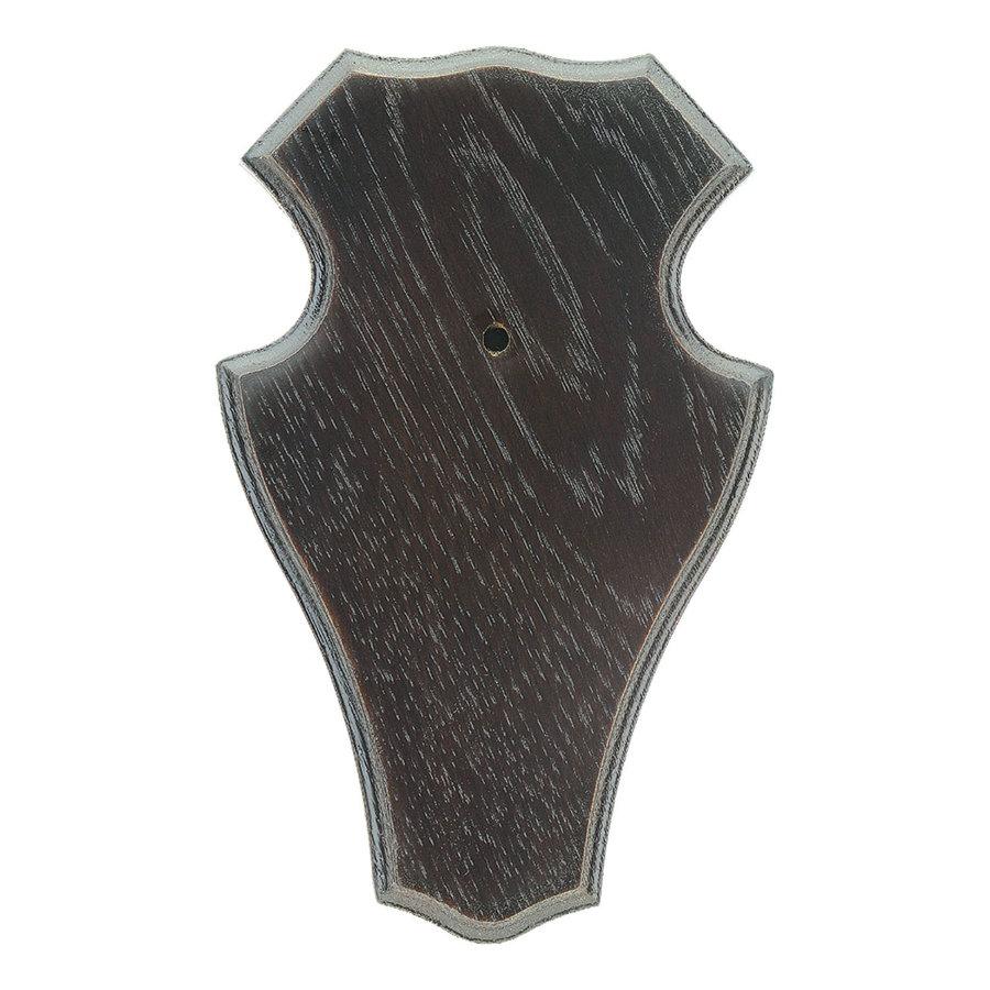 Tumšs ozolkoka trofeju dēlītis 560803