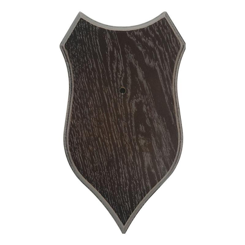 Tumšs ozolkoka trofeju dēlītis 560818