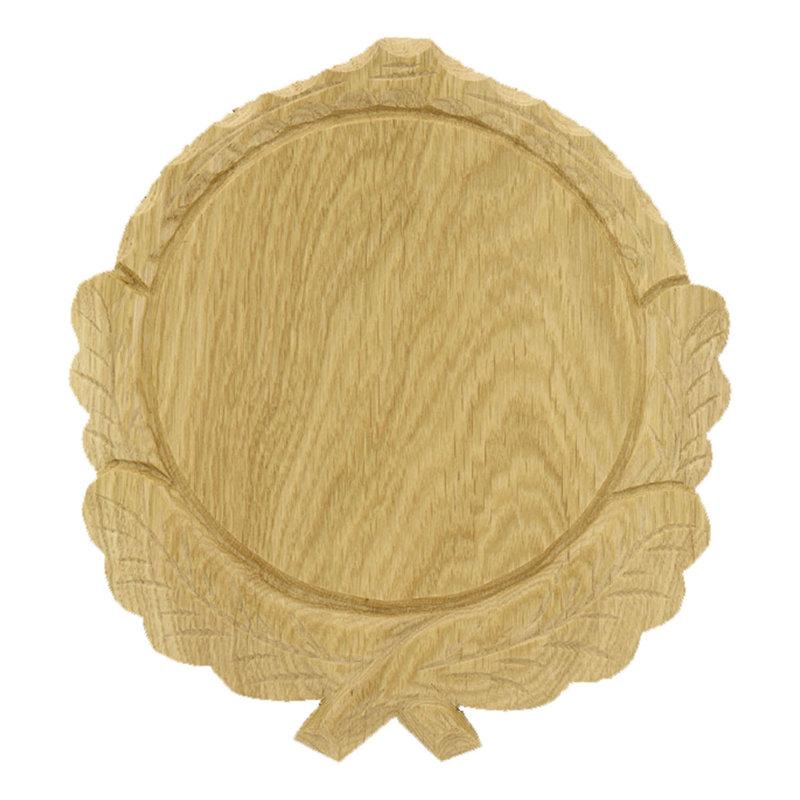 Gaišs ozolkoka trofeju dēlītis 560840