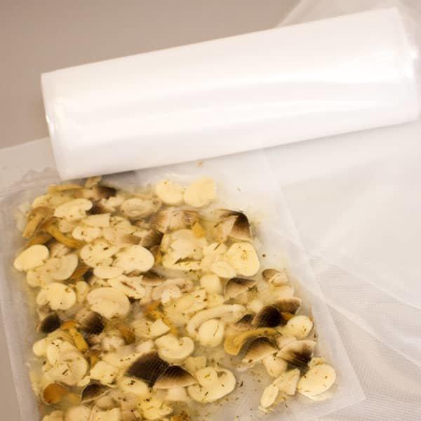 Maisiņi vakuuma,25x35 cm 100gb
