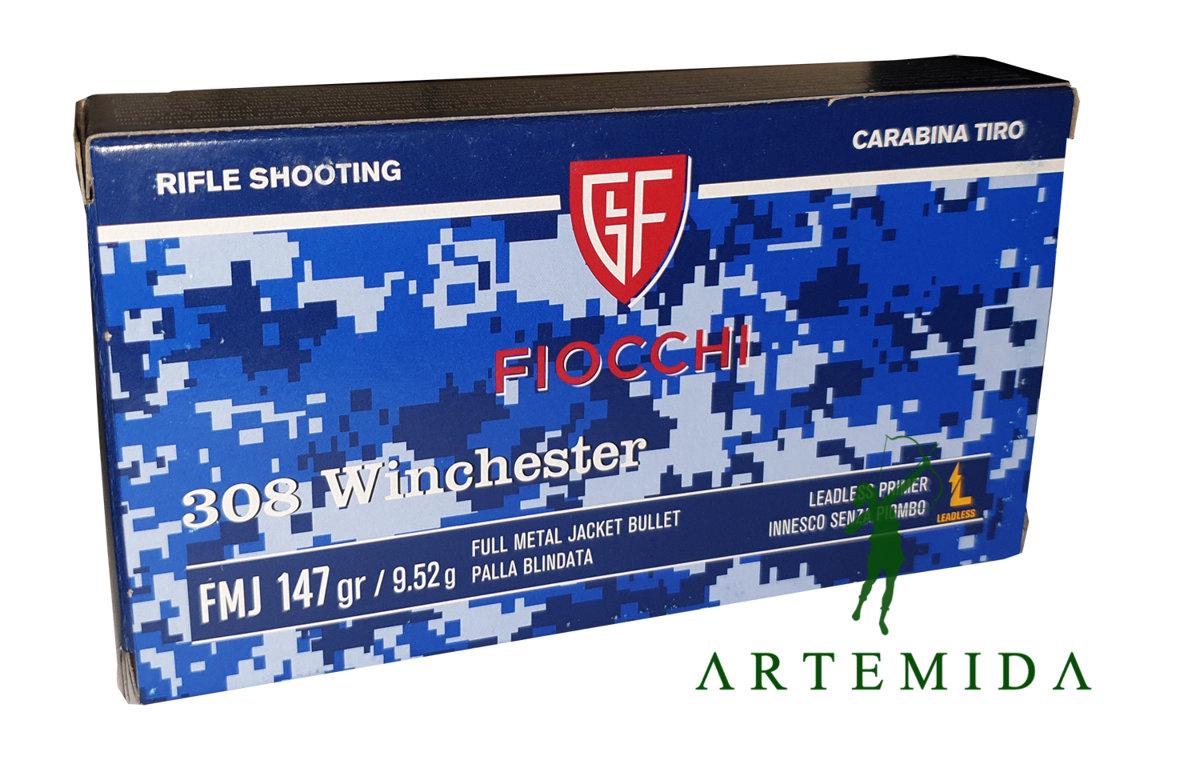 Fiocchi FMJ 9.52 g