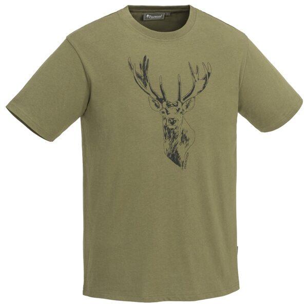 T krekls Pinewood red deer 5038