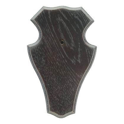 Tumšs ozolkoka trofeju dēlītis 560800
