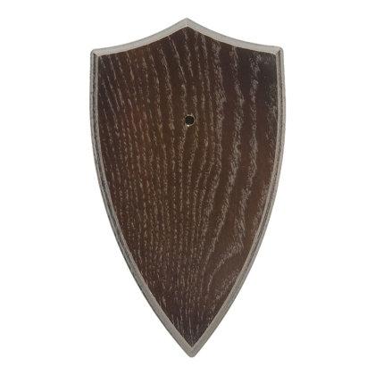 Tumšs ozolkoka trofeju dēlītis 560814