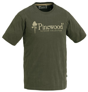 PINEWOOD T-krekls SUEDE