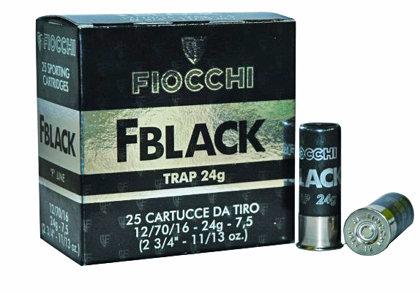 Fiocchi F Black 24 gr