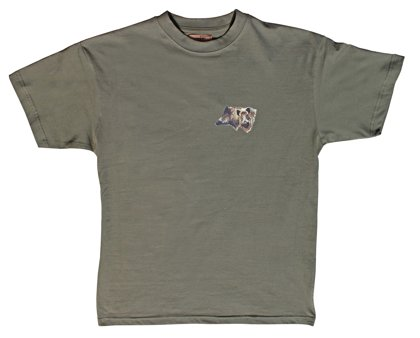 T krekls ar mežacūku