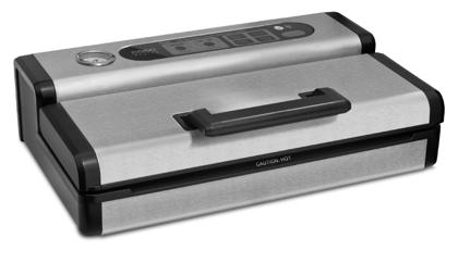 Profesionālā vakuuma iekārta CASO FastVAC 1200