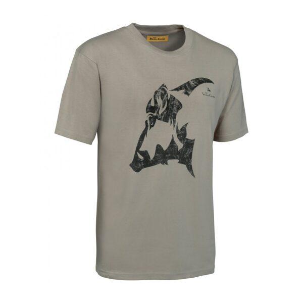 T krekls LVTS012 ar meža cūku