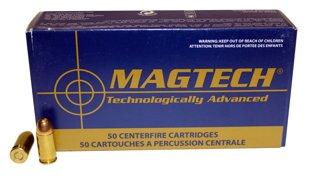 380 Auto Magtech FMJ
