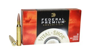 Federal Barnes Triple shock 8.45 g