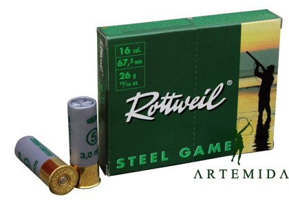 Rottweil Steel Game
