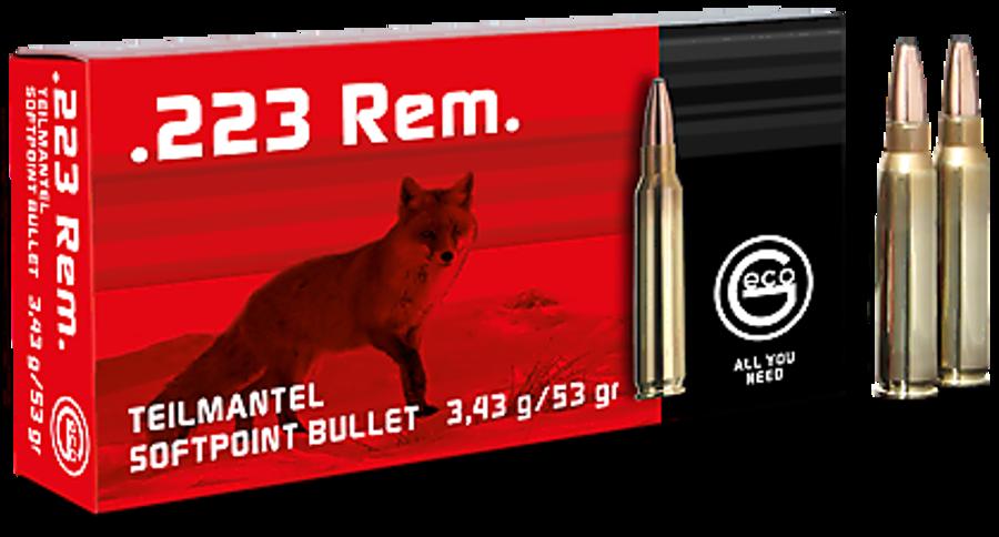 Geco 223 rem TM  53gr