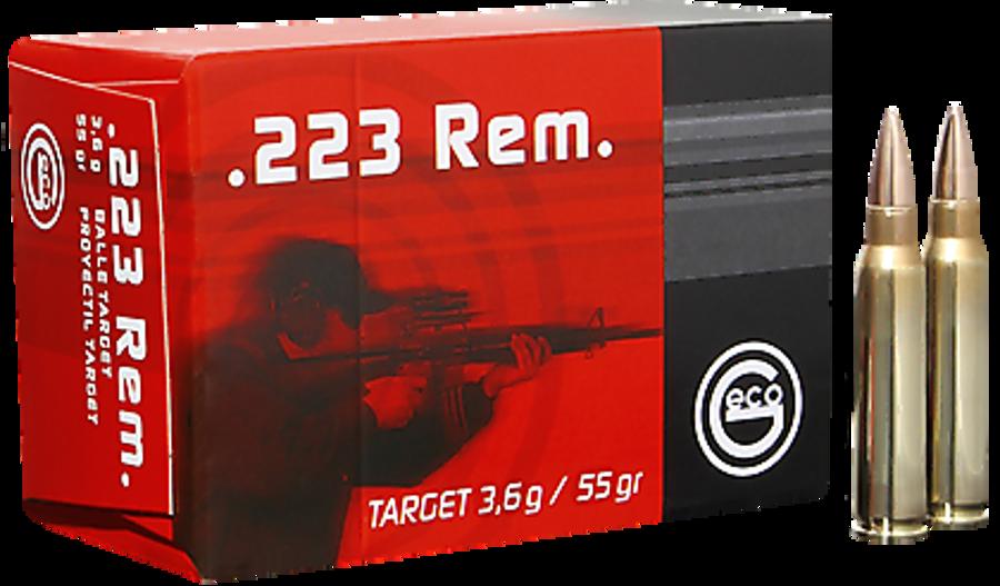 Geco Target 223 rem FMJ 3.6g
