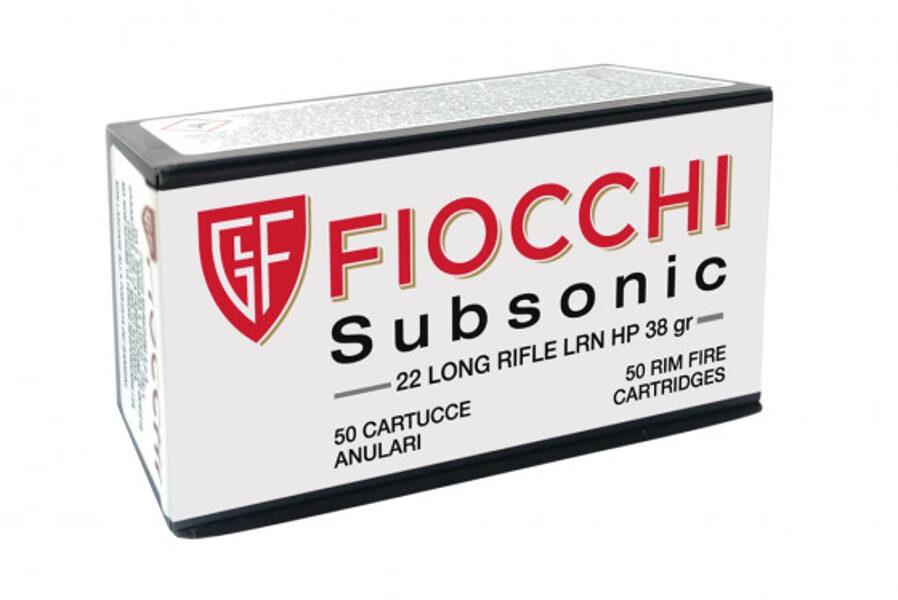Fiocchi Subsonic 22LR
