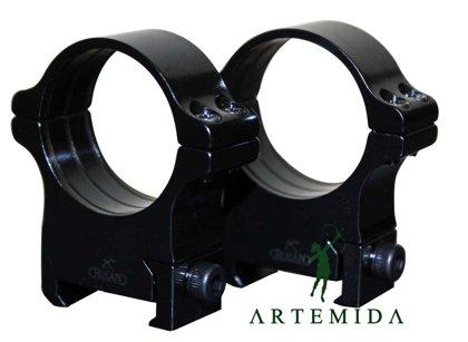 Rusan weaver stiprinājumi 30mm
